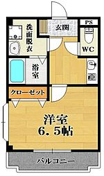 メゾン・ムカイ[2階]の間取り