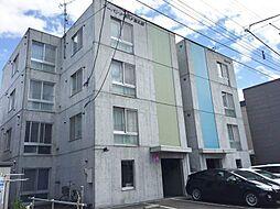 アーバンクラスタ東札幌[401号室]の外観