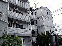 プレステージフジ久米田壱番館[202号室]の外観