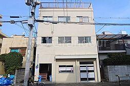 第二マンション[2階]の外観