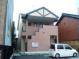 滋賀県彦根市銀座町の賃貸マンションの外観