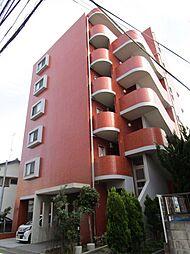 ドムスアライ3[4階]の外観