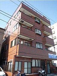 東京都江戸川区谷河内2丁目の賃貸マンションの外観
