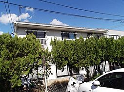 フレール花園[2階]の外観