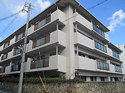 阪急神戸線 岡本駅 4階建[302号室]の外観