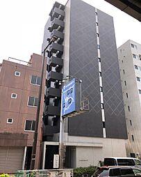 神奈川県横浜市神奈川区神奈川2の賃貸マンションの外観