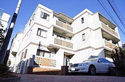 東京都品川区東大井6丁目の賃貸マンションの外観