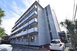 滋賀県草津市野路5丁目の賃貸マンションの外観