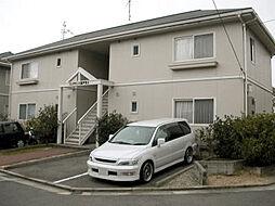 広島県呉市瀬戸見町の賃貸アパートの外観