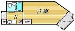 DOM二子新地[1階]の間取り