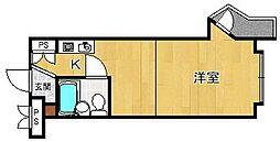 Collection塚口本町[213号室]の間取り