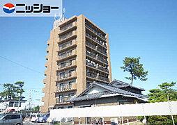 JINハイツ富田浜[4階]の外観