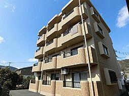 静岡県富士市岩本の賃貸マンションの外観