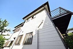 金子荘[2階]の外観