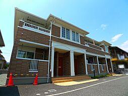兵庫県加古郡播磨町北本荘6丁目の賃貸アパートの外観