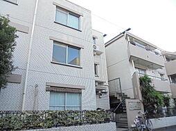 中銀用賀パークマンシオン[2階]の外観