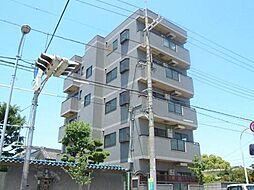 大阪府高石市千代田2丁目の賃貸マンションの外観