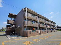 奈良県桜井市大字東新堂の賃貸マンションの外観