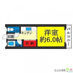 西田辺駅 2.4万円