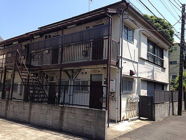 東京都品川区大井7丁目の賃貸アパート