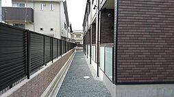 兵庫県高砂市阿弥陀町魚橋の賃貸アパートの外観