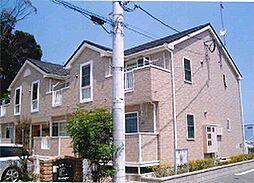 福岡県糟屋郡粕屋町長者原東6の賃貸アパートの外観