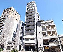 京都府京都市中京区姉東堀川町の賃貸マンションの外観