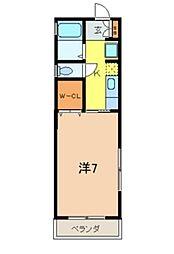 スターホームズ[2階]の間取り