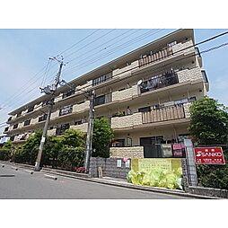 奈良県大和高田市田井新町の賃貸マンションの外観