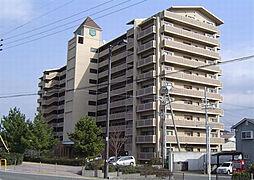 大阪府泉佐野市笠松1丁目の賃貸マンションの外観