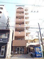京都府京都市下京区松原中之町の賃貸マンションの外観