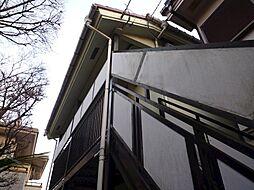 ペパーミントハウス[1階]の外観