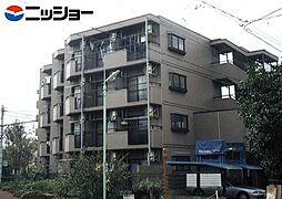 大島マンション廿軒家[3階]の外観