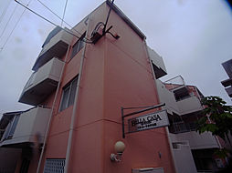 兵庫県神戸市中央区宮本通1丁目の賃貸マンションの外観