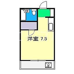 YSハイツ[2階]の間取り