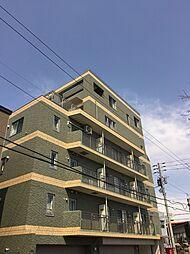 北海道札幌市白石区本郷通1丁目の賃貸マンションの外観