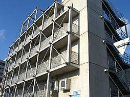 ルシェルコート[3階]の外観