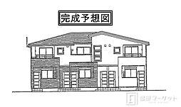 愛知県豊田市若林東町赤池の賃貸アパートの外観