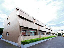 学園パレス[2階]の外観