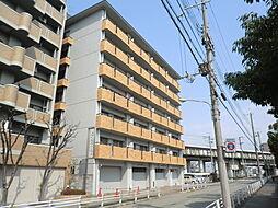 兵庫県尼崎市猪名寺2丁目の賃貸マンションの外観