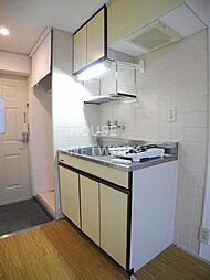 鞍馬口アイビーハウスのキッチン