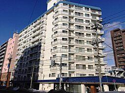 マンション(西線6条駅から徒歩2分、3DK、750万円)