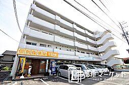 愛知県豊田市美里4丁目の賃貸アパートの外観