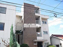 美鈴マンション[1階]の外観