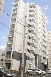 北海道札幌市中央区北五条西15丁目の賃貸マンションの外観