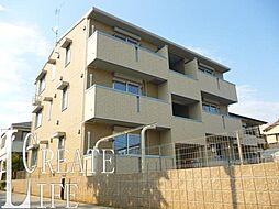 埼玉県さいたま市南区松本3丁目の賃貸アパートの外観