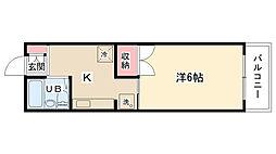 サクマハウス[4階]の間取り