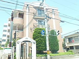 兵庫県神戸市東灘区深江北町2丁目の賃貸マンションの外観