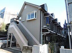 若葉富士見アパート[102号室]の外観