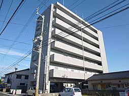 愛媛県松山市南斎院町の賃貸マンションの外観